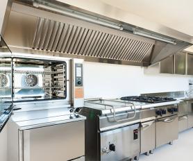 Installation de cuisine professionnelle à Monaco